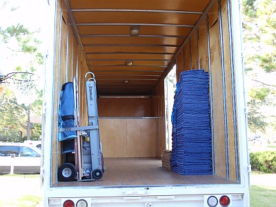 Moving Trucks and Equipment Built for the safest moving possible