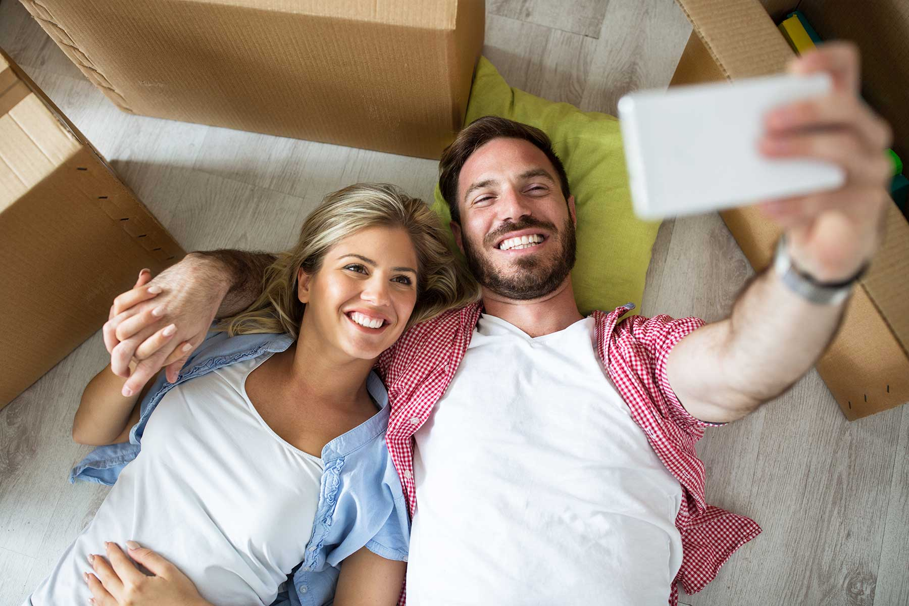 Professional Moving Team in Houston Clear Lake area